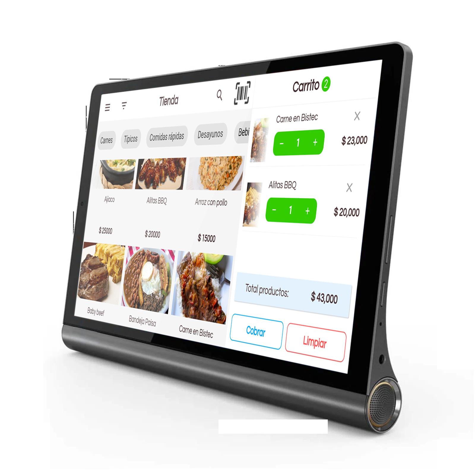 Convierte tu celular o tablet  en un terminal POS